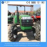 Ferme de Weifang agricole/pelouse/jardin/contrat/entraîneur petit/mini/de Deutz moteur diesel avec la pleine direction hydraulique