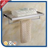 Barra di tovagliolo dell'acciaio inossidabile 304# per il montaggio della stanza da bagno