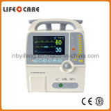 2016 Recentste Draagbare Tweefasen Defibrillator van de Noodsituatie van de Ziekenwagen