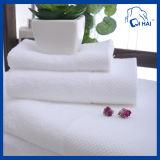 3PCS de witte Reeksen van de Handdoek van het Hotel (QAD5511)