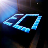 Partito, DJ Lighting 3D Mirror Tempo Tunnel LED Dance Floor