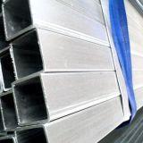電流を通された正方形鋼管(ASTM A500)