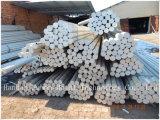 Buone proprietà meccaniche Rod di alluminio & barra, 6063 barre della lega di alluminio 2000-7000series