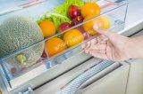 680lit refrigerador de lujo comercial de las puertas del diseño 4