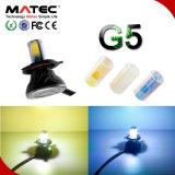 최고 밝은 LED Headlamp 8000lm 옥수수 속 칩 80W LED 헤드라이트 H4