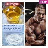 테스토스테론 Phenylpropionate 대략 완성되는 주사 가능한 기름 250 Mg/Ml