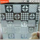 vetro Tempered di 4-19mm per la parete divisoria, hotel, costruzione, acquazzone, serra