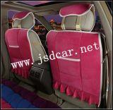 Amortiguador de asiento de coche de la historieta del arco iris (JSD-P0096)
