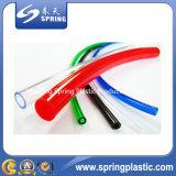 Belüftung-freier transparenter flexibler waagerecht ausgerichteter Wasser-Plastikschlauch