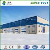 Fábrica prefabricada grande de la vertiente de la estructura de acero del metal
