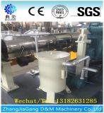 Linha de granulação de PVC com plástico residual
