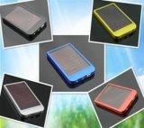 Côté solaire de chargeur de pouvoir de téléphone mobile de pauvre chargeur léger