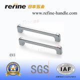 Poignée en aluminium de Cabinet de matériel de meubles (T-493)