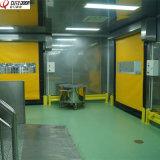 Portello ad alta velocità di rotolamento di risistemazione della chiusura lampo di riparazione automatica industriale di auto