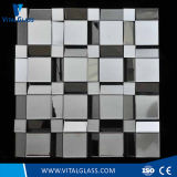 Silver irregolare Spell Mirror per Decoration
