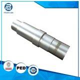 CNC que faz à máquina o eixo forjado pesado do aço inoxidável de Customzied