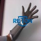 Anti-Tagliare il guanto della maglia di /Industrial Gloves/Steel del guanto del lavoro
