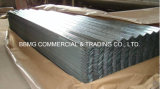 O zinco de alumínio ondulado da folha do soldado Steel/PPGI da telhadura/telha da onda revestiu folha ondulada/folha telhado do zinco/galvanizado telhando a folha