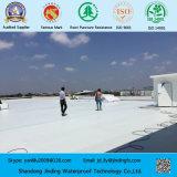 Membrane imperméable à l'eau de toit de PVC avec la résistance d'ozone de la plus haute performance
