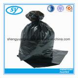 Grand sac d'ordures en plastique lourd