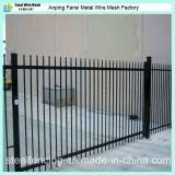 Chinafabrik galvanisierter Faux-bearbeitetes Eisen-Zaun FO USA