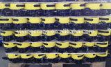 Hsz à chaînes manuel portatif grue de Coffing de 5 tonnes