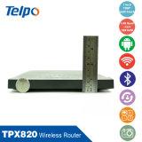 Router van VoIP van de Samenvoeging van Telpo de Compacte