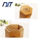 Crisol de bambú del café del crisol del té de Healty Kung Fu del nuevo diseño