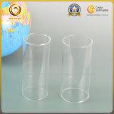 Alte provette all'ingrosso di vetro di Borosilicate nel colore libero (370)