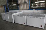 холодильник автомобиля холодильника DC 315L солнечные/замораживатель автомобиля