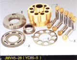 De de Hydraulische Vervangstukken van de Motor van de Schommeling M5X130/180 Mx150 en Delen van de Reparatie