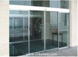 Porte Automatique Transparente de Glissement Ou D'oscillation en Verre