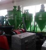 Zurückgeforderte Gummimischmaschine/Gummireifen, der Zeile/zurückgeforderte GummiDevulcanizing Zeile aufbereitet
