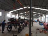Pulvérisateur automoteur de boum de pouvoir de peinture d'engine du TGV de la marque 4WD d'Aidi pour la rizière et la ferme