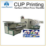 Sechs Farben-Plastikoberflächen-Offsetpresse-Cup-Drucken-Maschine (YXJY6)