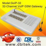 Dispositivo do volume SMS VoIP da sustentação do Gateway de GoIP32 GOIP G/M