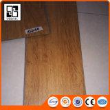 Tuile de PVC de plancher de cliquetis de planche de vinyle en bois du l'Anti-Incendie 5mm