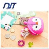 Bourse de vente chaude de pièce de monnaie de silicones de Differents mini