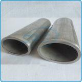 Pipes ovales elliptiques d'acier inoxydable pour la passerelle Fencings