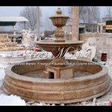 De roestige Fontein van het Graniet voor Meubilair mf-1213 van de Tuin