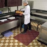 オイル抵抗のマットのレストランのゴム製マットのスリップ防止台所マットのAnti-Fatigueマット