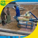 手回し締め機の牛またはブタまたはアヒルまたは鶏の肥料は分離器を排水する