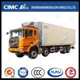 Haute qualité Cimc Huajun 8 * 4 Camion frigorifique