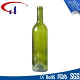 frasco de vidro de vinho 750ml para o vinho com revestimento da cortiça (CHW8150)
