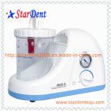 Unidad portable de la succión de la flema de la fuente dental (AC/DC) de equipo quirúrgico del laboratorio médico del hospital