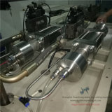 最もよい品質のウォータージェットの打抜き機の二重増強ポンプ