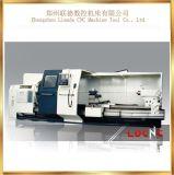 Grande machine horizontale industrielle de tour de commande numérique par ordinateur d'alésage à vendre Ck61100