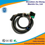 Montaje de cable de la industria electrónica del cable