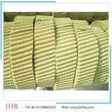 Fabricant de remplissage de PVC pour traitement de l'eau de la tour de refroidissement