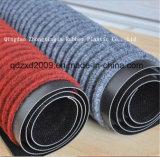 Циновка нашивки PP затыловки PVC